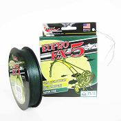 Eupro braided line for tarpon fishing