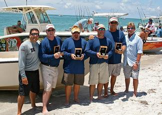 ptts tarpon tournament team poon crazy wins second place in ptts skeeter tarpon cup championships in boca garnde florida 2011